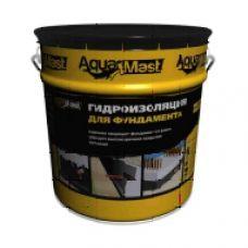 Гидроизоляция для фундаментов  битумная AquaMast (3 кг)