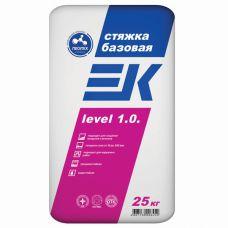 Стяжка для пола ЕК LEVEL 1.0. 25 кг
