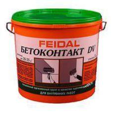 Грунтовка Бетоконтакт ДВ (бетоноконтакт) Feidal (Файдал) 5 кг