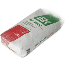 Клей для плитки ЕК-2000 25 кг