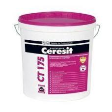 CT 175 - Силикатно-силиконовая декоративная штукатурка «короед» - 25кг (для наружных работ)