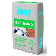 Штукатурка цементная теплоизоляционная фасадная Кнауф Грюнбанд - 25кг (для наружных и внутренних работ)