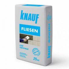 Клей плиточный Кнауф Флизен цементный (25кг)