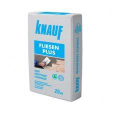 Клей плиточный Кнауф Флизен плюс цементный (25кг)