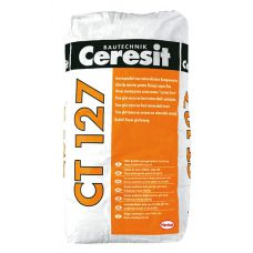 Шпаклёвка полимерная Ceresit СТ-127 (Церезит СТ-127), 25 кг