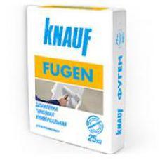 Шпаклевка гипсовая универсальная Кнауф Фугенфюллер (25кг)