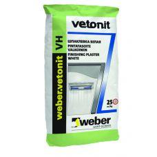 Шпаклевка водостойкая Ветонит VH (Vetonit) белый (20кг)