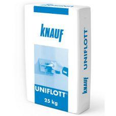 Шпаклевка гипсовая высокопрочная Кнауф Унифлот (25кг)